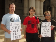 FBI: Hands off Carlos Montes and other solidarity activists!