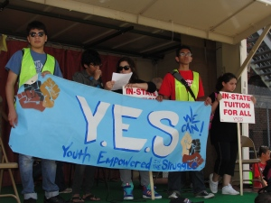 Youth Empowerd, Voces de la Frontera