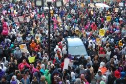 "Baltimore ""Justice 4 Trayvon Martin"" protest March 26, 2012,"