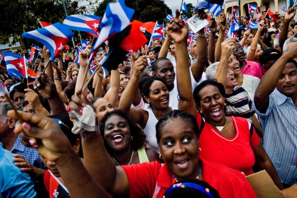 50 years after Revolution in Cuba