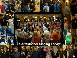 Solidarity_Singer_Arrests_7-30-13