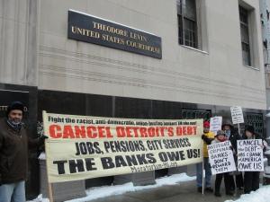 Detroit, Dec. 17, 2013.