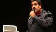 Venezuelan President Nicolas Maduro speaks at a public event in Caracas Feb. 12, 2015. A coup plot against the Venezuelan president was thwarted that day. | Photo: AVN