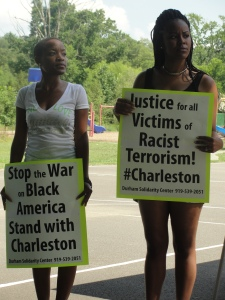 Durham, North Carolina June 20, 2015 [Photo: WWP]