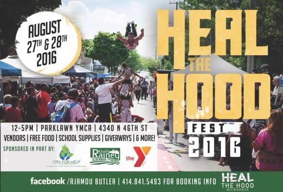 Heal The Hood Fest 2016