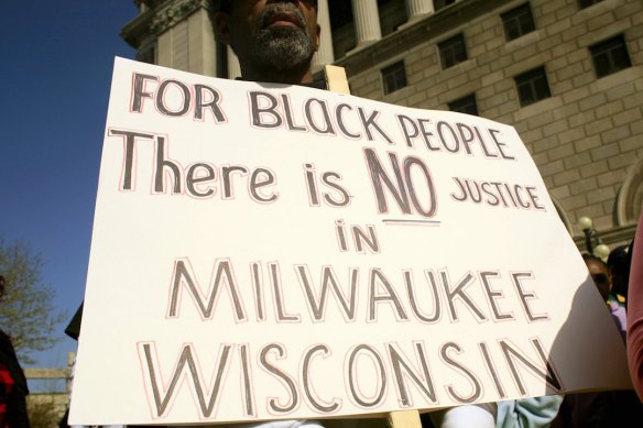 No_Justice_Black_People_Milwaukee_8-16