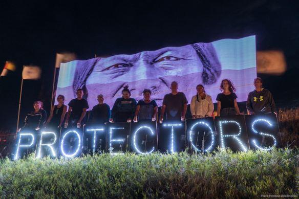 Protectors Standing Rock