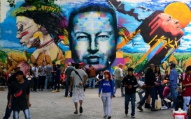 chavez-mural-venezuela-bill-hackwell-photo