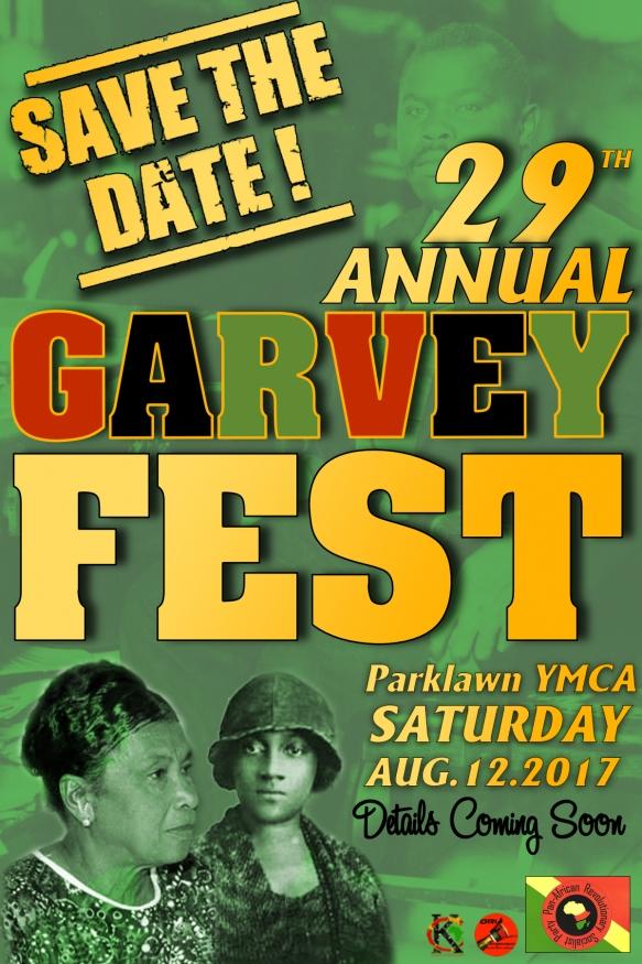 garvey fest 2017