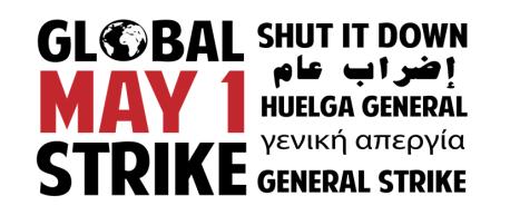 Global May 1 Strike
