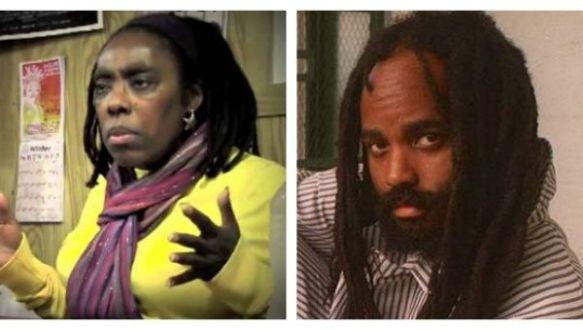 Ramona Africa and Mumia Abu-Jamal