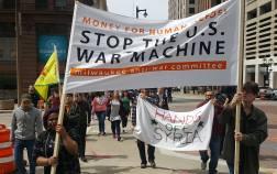 Milwaukee Syria Protest April 9 2017