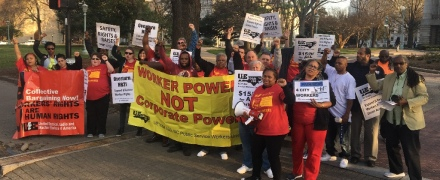 North Carolina Worker Power June 2017