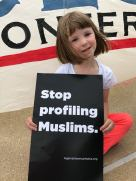 Stop Profiling Muslims July 23 2017 Milwaukee