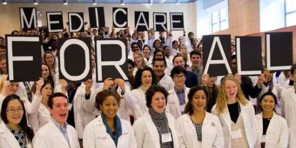 Medicare Rally Birthday July 29 2017