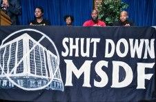 shut down msdf