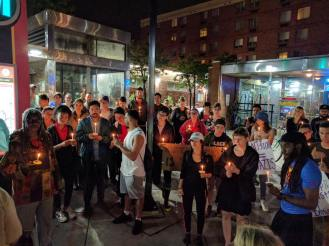 Baltimore August 12 Charlottesville Vigil