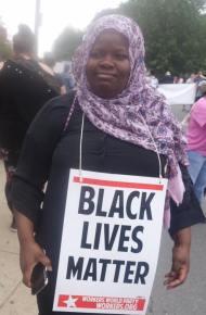Black Lives Matter Boston August 19 2017