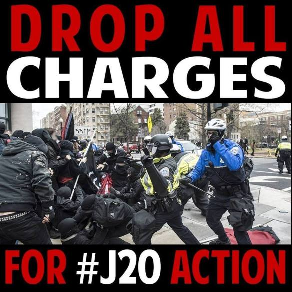 Drop All Charges J20