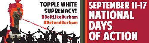 Durham Sept 11 to 17 2017 Week Of Action