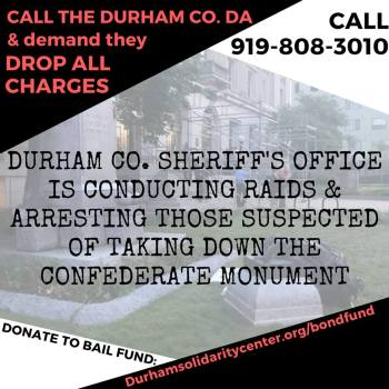 Durham Solidarity Fund Meme 2