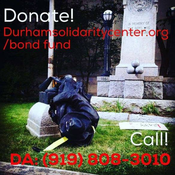 Durham Solidarity Fund Meme