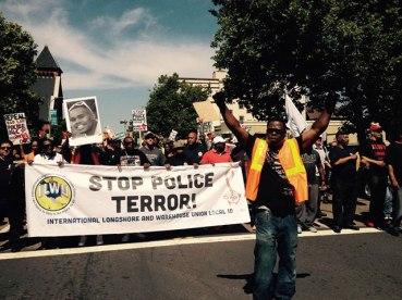 ILWU Stop Police Terror
