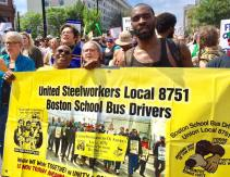 Steelworkers Boston August 19 2017