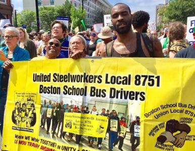 Steelworkers Boston August 19 2017