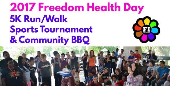 Freedom Inc. Health Day Madison September 16 2017