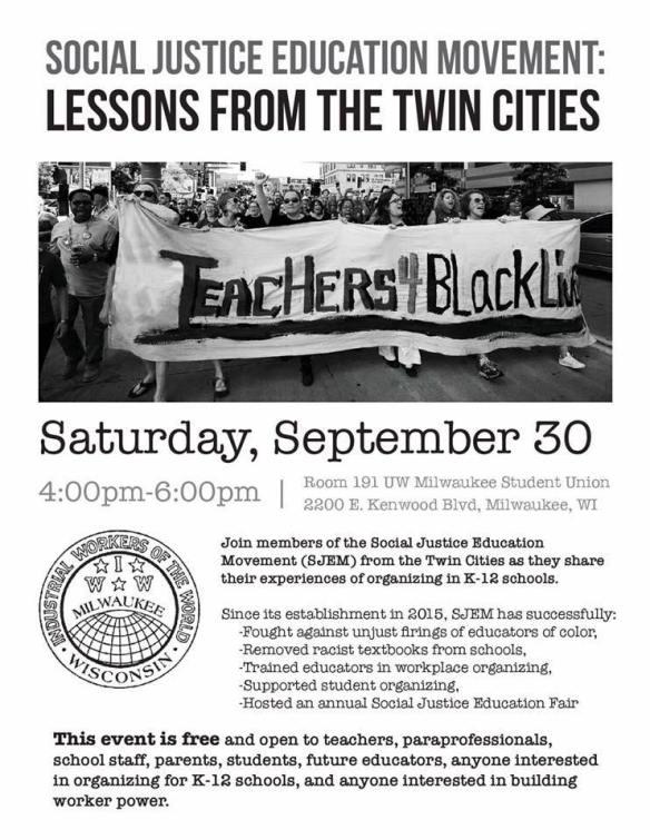 IWW Social Justice Education