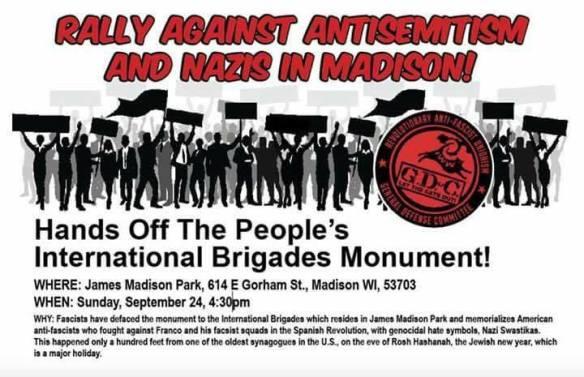 September 24 2017 IWW Madison