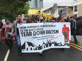 Tear Down Racism Durham September 12, 2017
