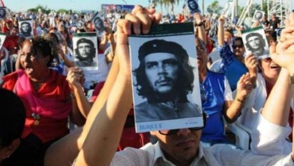 Che Celebration Cuba October 8 2017