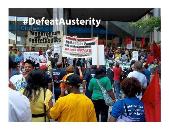 Defeat Austerity