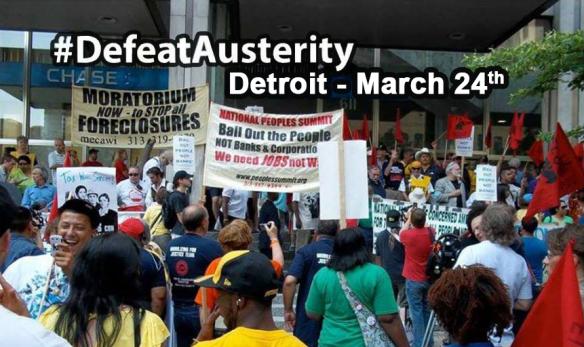 March 24 2018 Detroit