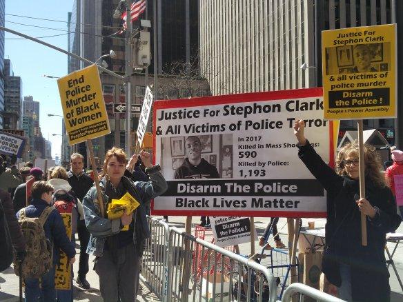 PPA Stephon Clark March 28 2018