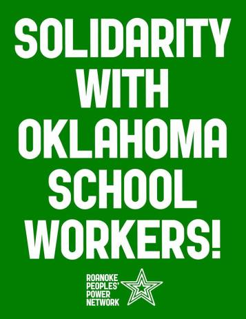Solidarity Oklahoma RPPN April 2018