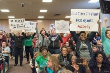 MTEA April 10 2018 Milwaukee School Board Meeting