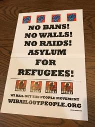 no bans photo placard 1 10 19