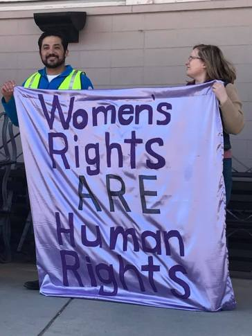 Women's Rights Sheboygan 3 23 19