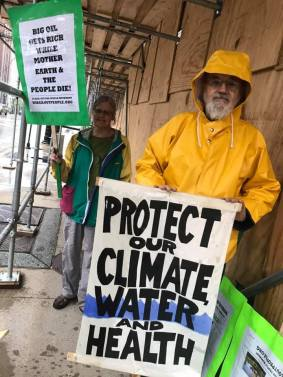 Milwaukee Climate Strike May 24 2019 BIG OIL