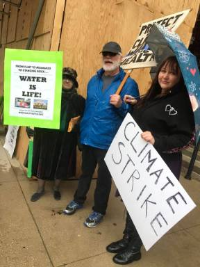 Milwaukee Climate Strike May 24 2019