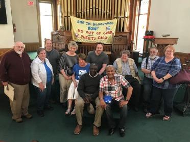Fr Luis Barrios Friends Racine June 13 2019
