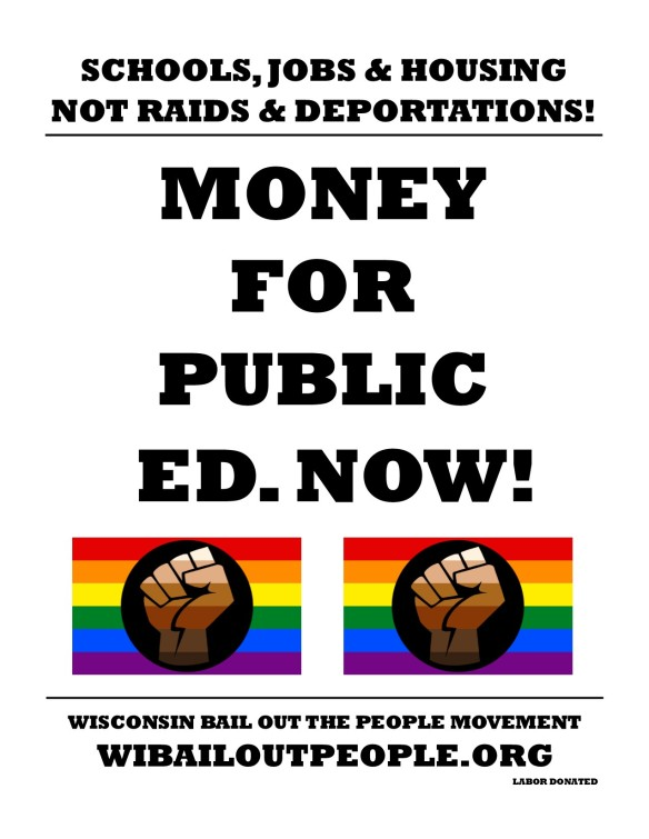 Public Ed Schools Not Deportations June 25 2019