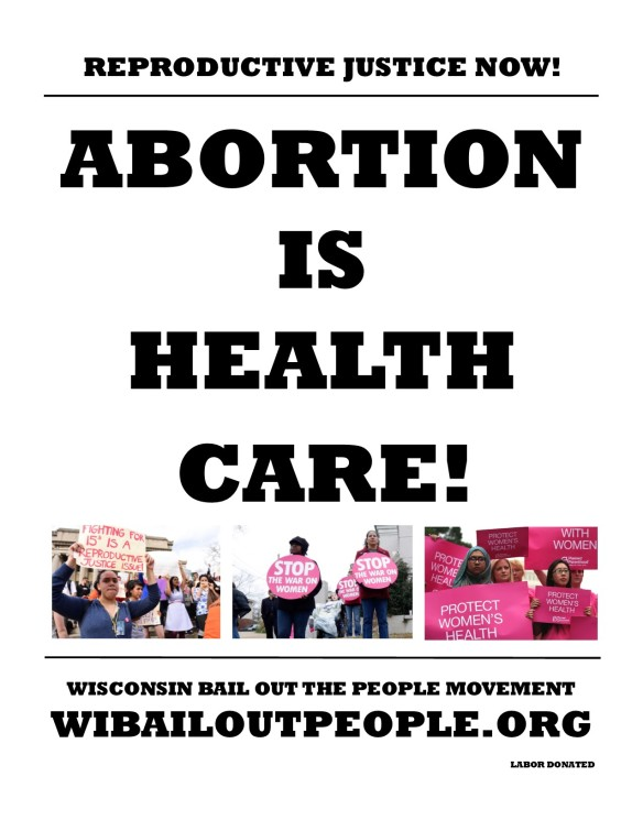 ABORTION HEALTHCARE WI BOPM 7 13 19