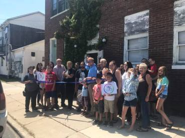 Crusaders Of Justicia Ribbon Cutting July 28 2019