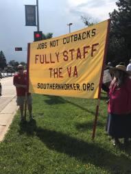 VA SWA Banner Milwaukee 8 13 2019