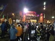 Trump Protest Milwaukee 1 14 2020 Crowd