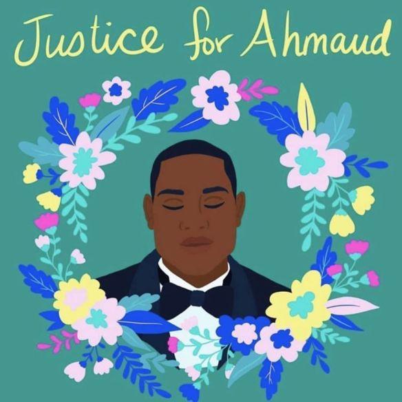 Justice for Ahmaud Meme